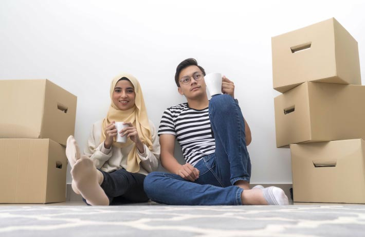 Buying your first home in Malaysia